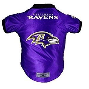 NFL Baltimore Ravens Dog Jersey